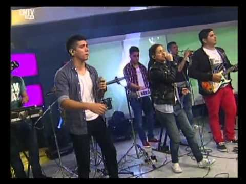 Grupo Play video Amor a medias - Estudio CM Julio 2015