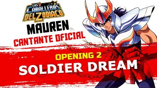 ·MAUREN·「Soldier Dream ~Versión Full~」 (Intérprete Latino Original)
