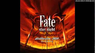 Fate stay night TV Reproduction OP disillusion 2010