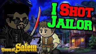 I SHOT JAILOR | Town Of Salem Ranked Vigilante