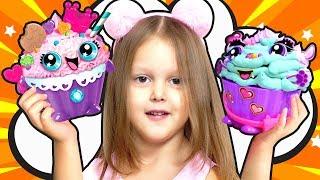 СВОИМИ РУКАМИ Делаем Суперкексы и украшаем Набор Swettlings Hand Made Видео для детей