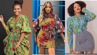 Ankara Styles2020: 45+ Exceptional And Elegant African Sweet 16 Ankara Styles