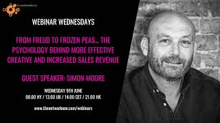 From Freud to frozen peas with Dr Simon Moore