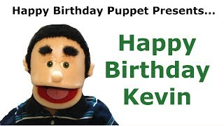Funny Happy Birthday Kevin - Birthday Song