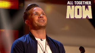 Karl gets The 100 moving with party anthem | All Together Now