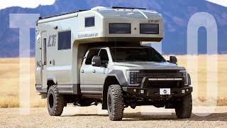 Top 10 Best OFF ROAD Campers