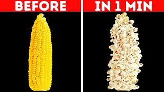 28 CRAZY FOOD HACKS YOU WISH YOU KNEW BEFORE