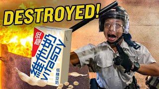 Chinese Boycott WRECKS Hong Kong Beverage Company Vitasoy thumbnail