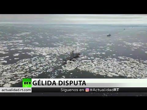 Aumenta la tensión entre EE.UU. y Rusia por influenciar en el Ártico