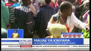 Polisi Isiolo wachunguza tukio baada ya mwili wa msichana kupatikana na majeraha