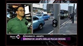 Wajah Baru Asian Games, Begini Simulasi Pelican Crossing dengan Anies Baswedan - iNews Sore 04/08
