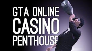 GTA Online Casino Gameplay: CASINO PENTHOUSE • (Let's Play Diamond Casino Games)