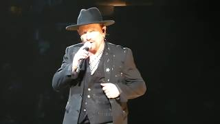 """""""Trump Video & Exit"""" U2@Metlife Stadium East Rutherford, NJ 6/29/17"""