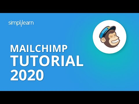 Mailchimp Tutorial 2020   Mailchimp Email Marketing   How To Use ...