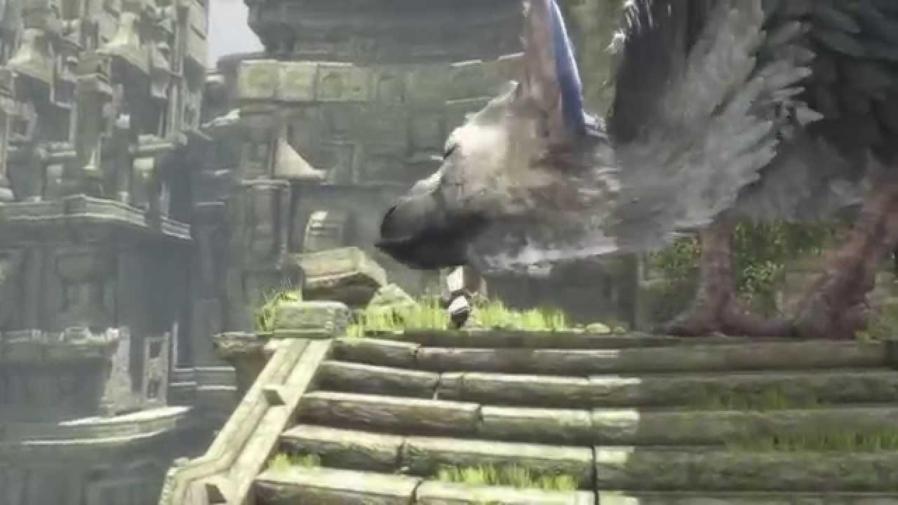 Fumito Ueda über die große E3-Enthüllung von The Last Guardian