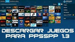 MEJORES JUEGOS PARA PPSSPP ANDROID 2018 / PSP/EN EN ESPAÑOL MAS LINK DE DESCARGA
