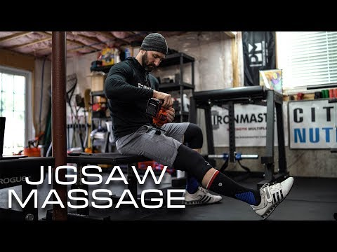 Jigsaw Massage Review – Affordable Theragun?