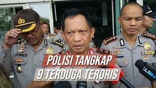 Usai Tangkap 2 Pelaku Upaya Peledakan di Indramayu, Polisi Tangkap 9 Terduga Teroris Lainnya