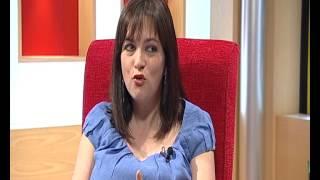 Psicóloga Salamanca - Mª Luz Cañadas - Técnicas de estudio- Televisión Salamanca - Mª Luz Cañadas