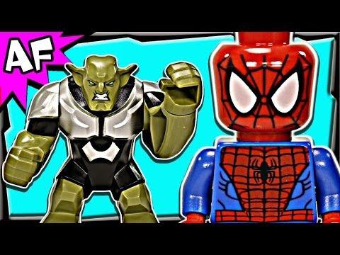 Vidéo LEGO Marvel Super Heroes 76016 : Le sauvetage en Spider-Hélicoptère