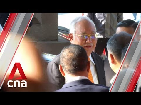 Former Malaysian PM Najib ordered to enter defence in 1MDB trial