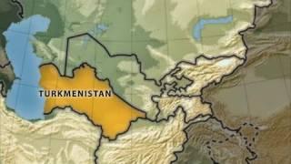 Turkmenistan - Geography
