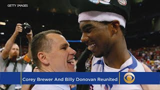 Corey Brewer Revitalizes Career With Thunder