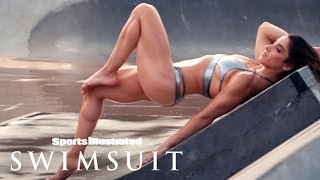 Aly Raisman Shows Off Her Gold Medal Body In Steamy Shoot | Outtakes | Sports Illustrated Swimsuit