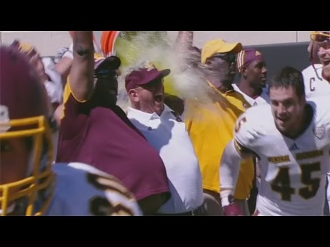 Central Michigan Upsets Oklahoma State On Miraculous Final Play   CampusInsiders