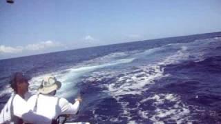 Marlin Charges boat at PSFL