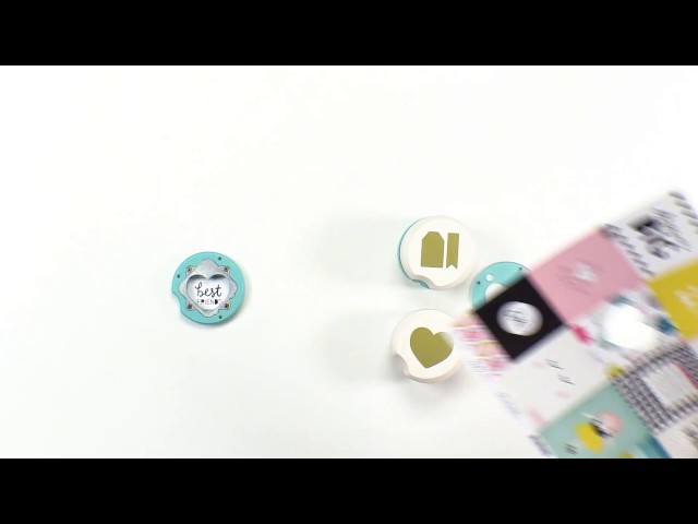 We R Memory Clear Cut Magnetic Punches