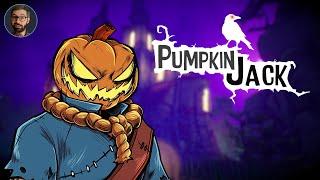 Youtube thumbnail for Pumpkin Jack Review | Classic spooky 3d platformer