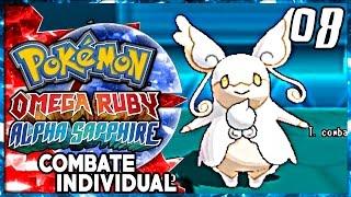 Gurdurr  - (Pokémon) - Pokémon Rubí Omega/Zafiro Alfa: Combate NU Wi-Fi 6vs6 #08 ¡GURDURR ESTA IMPARABLE!