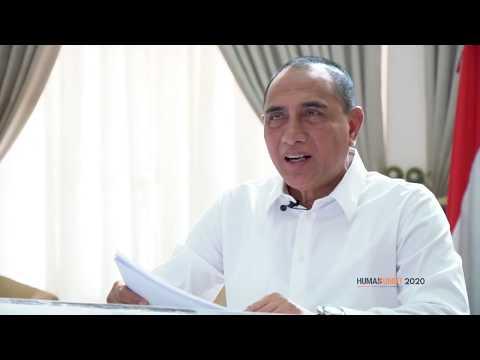Seruan Gubernur Sumatera Utara Terkait Penanganan Covid-19 di Sumatera Utara