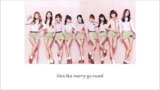 Merry-Go-Round SNSD Lyrics