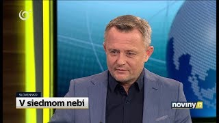Vilo Rozboril prezradil zaujímavosti o SIEDMOM NEBI