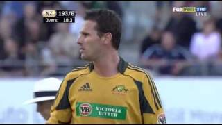 Brendon Mccullum vs Shaun Tait  HD