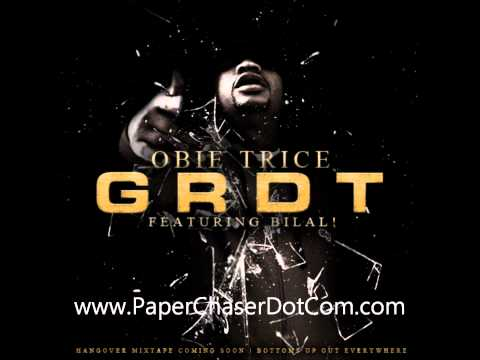 Obie Trice Ft. Bilal - Get Rich, Die Trying [New CDQ Dirty NO DJ]