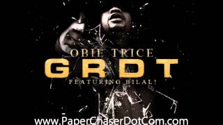 Obie Trice Ft. Bilal - Get Rich, Die Trying [New CDQ Dirty NO DJ]
