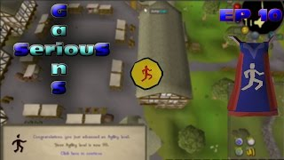 Serious Gains Ep 10 Loot From 78 99 Agility