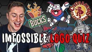 Impossible OLD SCHOOL NBA Logo Quiz!
