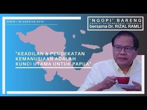 Ini Kunci Tangani Masalah Papua Versi Rizal Ramli