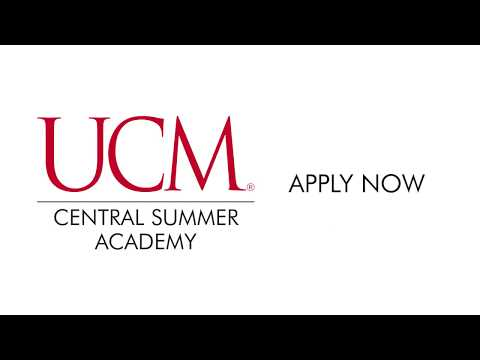 UCM Central Summer Academy 2018