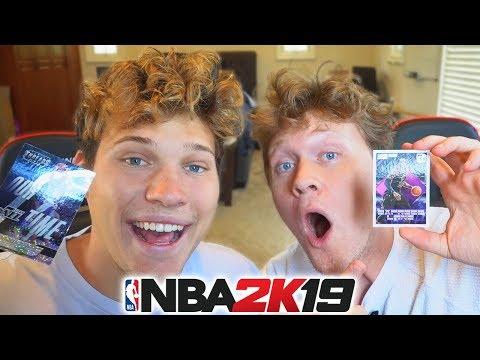 REAL LIFE DRAFT 'N' PLAY vs JESSER! NBA 2K19