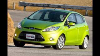2009 Ford Fiesta @ The Track