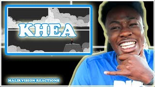 KHEA DROPS S.A.D!  Khea   S.A.D 💔 (Prod. Dayme & El High) REACTION!