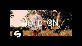 MOGUAI ft. CHEAT CODES - Hold On (Lyric Video)