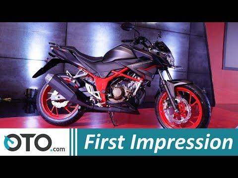 Honda CB150R Streetfire | First Impression | Tampil Lebih Segar | OTO.com