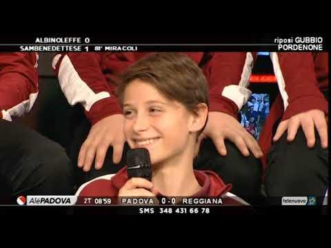 Preview video Albignasego Calcio gli Esordienti 2005 ospiti a Telenuovo