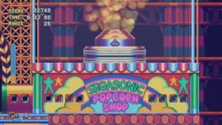 Sonic Mania Beta Studiopolis Zone Act 1 Sonic (11 15 MB) 320